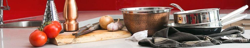 Кухонный инвентарь для ресторанов и кафе