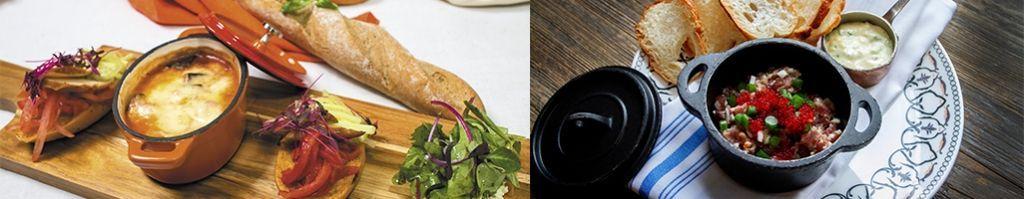 Порционная чугунная посуда для ресторанов